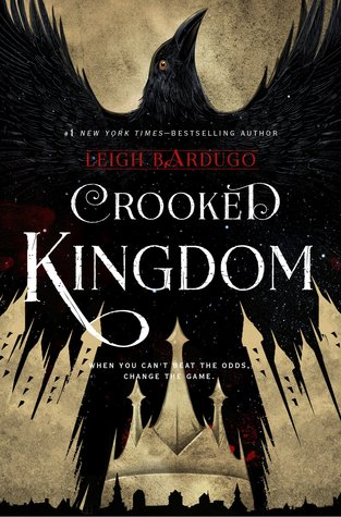 Crooked Kingdom by Leigh Bardugo book cover
