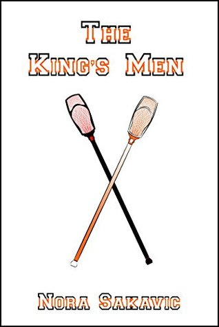 The King's Men by Nora Sakavic book cover