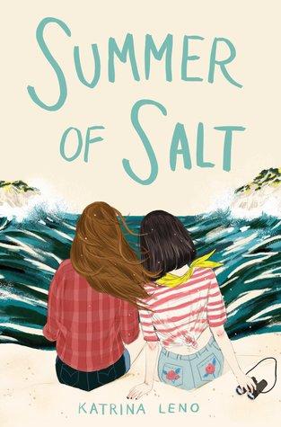 Summer of Salt by Kartina Leno book cover
