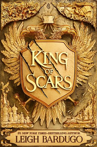 King of Scars by Leigh Bardugo book cover
