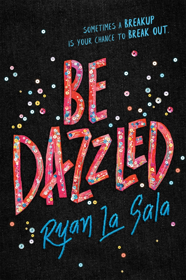 Be Dazzled by Ryan La Sala book cover