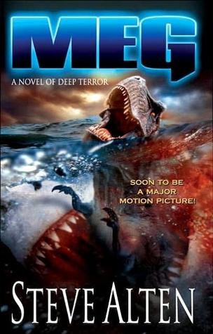 MEG by Steve Alten book cover