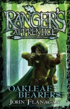 Oakleaf Bearers by John Flanagan book cover