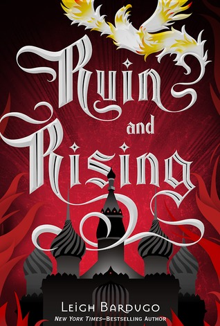 Ruin and Rising by Leigh Bardugo book cover