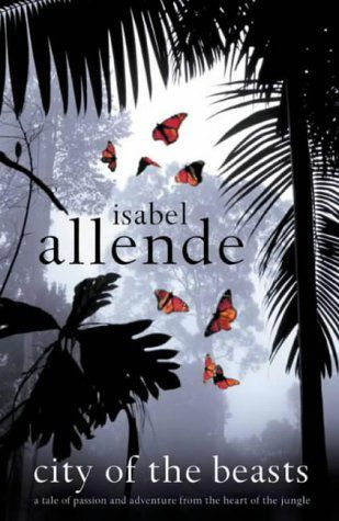 City of the Beasts by Isabel Allende book cover