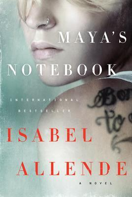 Maya's Notebook by Isabel Allende book cover