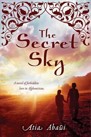 The Seret Sky by Atia Abawi book cover
