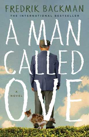 A Man Called Over by Fredrik Backman book cover