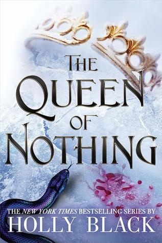 The Queen of Nothing by Holly Black book cover