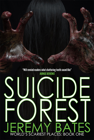 Suicide Forest by Jeremy Bates book cover