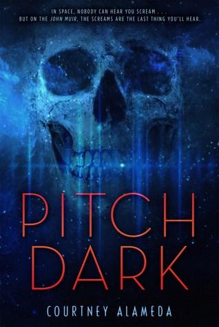 Pitch Dark by Courtney Alameda book cover