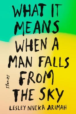 What It Means When a Man Falls From the Sky by Lesley Nneka Arimah book cover