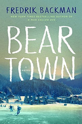 Beartown by Fredrik Backman book cover