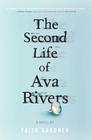 The Second Life of Ava Rivers by Faith Gardner book cover