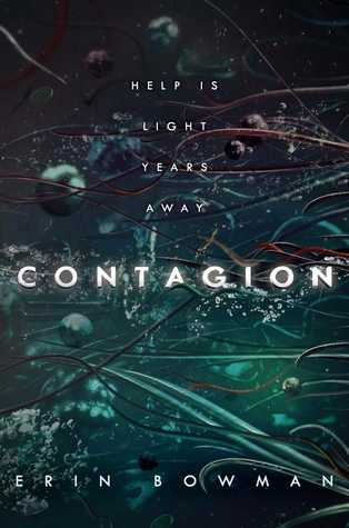Contagion by Erin Bowman book cover