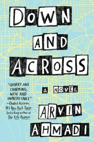 Down and Across by Arvin Ahmadi book cover