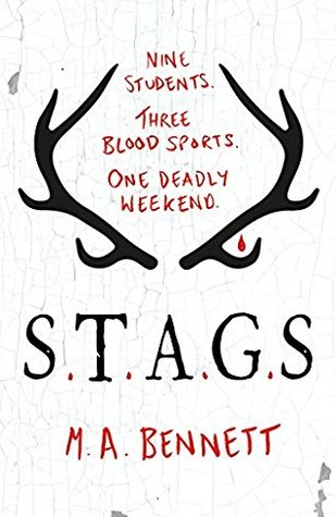 S.T.A.G.S by M. A. Bennett book cover