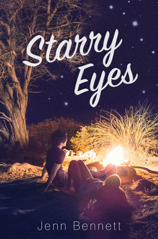 Starry Eyes by Jenn Bennett book cover