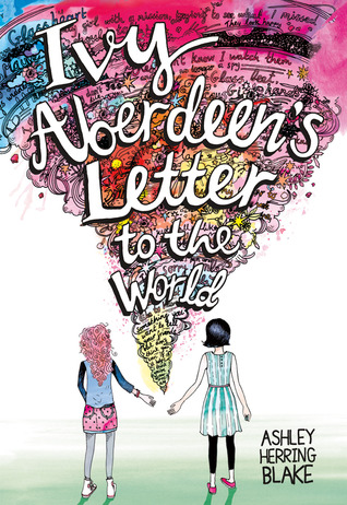 Ivy Aberdeen's Letter to the World by Ashley Herring Blake book cover