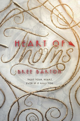 Heart of Thorns by Bree Barton book cover
