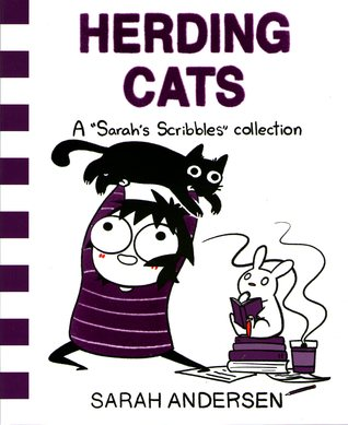 Herding Cats by Sarah Anderson book cover