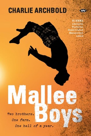 Mallee Boys by Charlie Archbold book cover