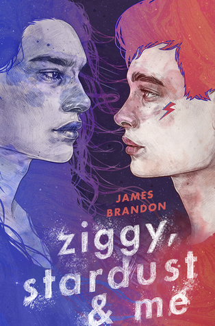 ZIggy, Stardust and Me by James Brandon book cover