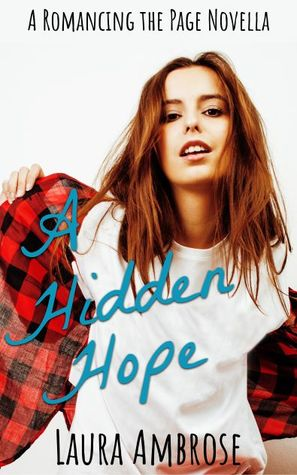 A Hidden Hope by Laura Ambrose book cover