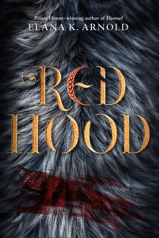 Red Hood by Elana K. Arnold book cover