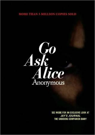 Go Ask Alice by Anonymous book cover