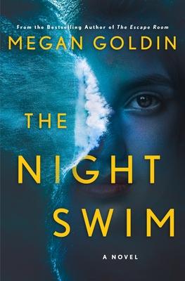 The Night Swim by Megan Goldin book cover
