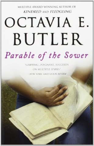 Parable of the Sower by Octavia E. Butler book cover