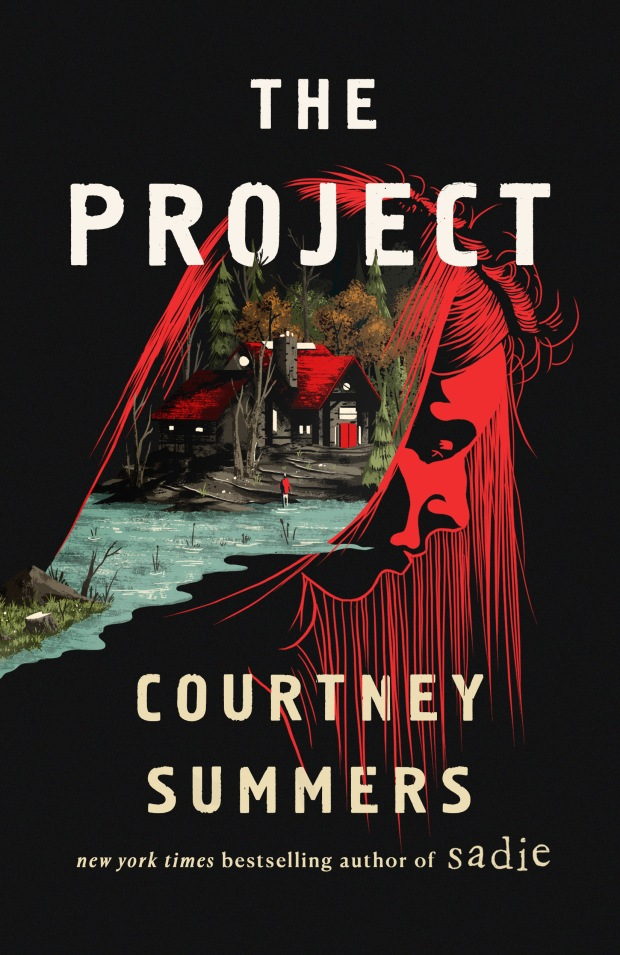 The Project by Courtney Summers book cover