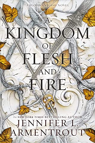 A Kingdom of Flesh and Fire by Jennifer L. Armount book cover