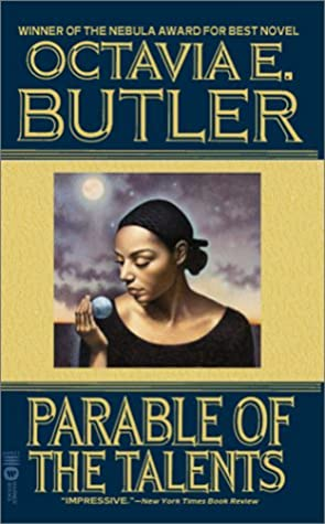 Parable of the Talents by Octavia E. Butler book cover