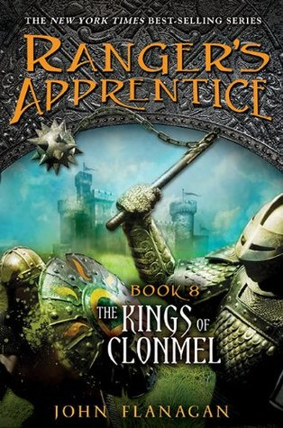 The Kings of Clonmel by John Flanagan book cover