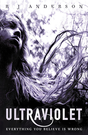 Ultraviolet by R. J. Anderson book cover