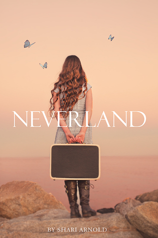 Neverland by Shari Arnold book cover