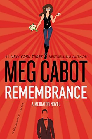 Remembrance by Meg Cabot book cover