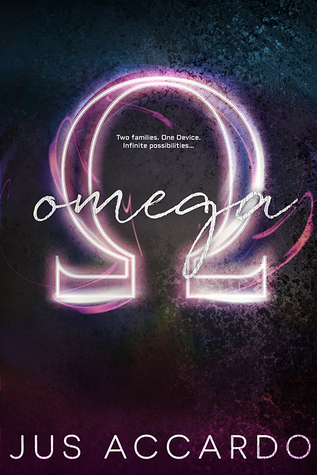 Omega by Jus Accardo book cover