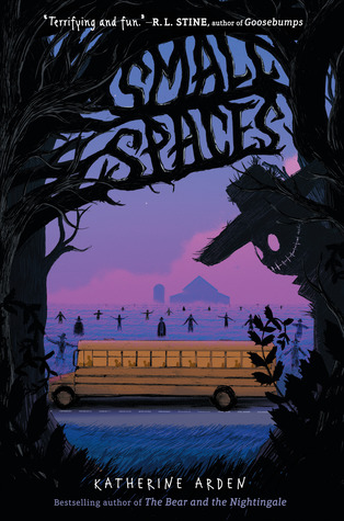 Small Spaces by Katherine Arden book cover