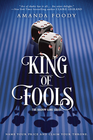 King of Fools by Amanda Foody book cover