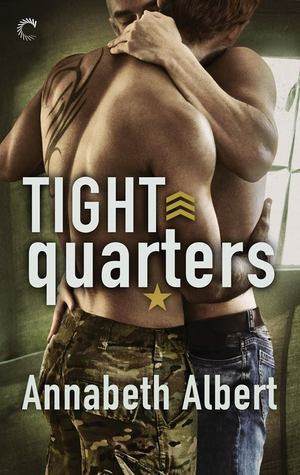 Tight Quarters by Annabeth Albert book cover