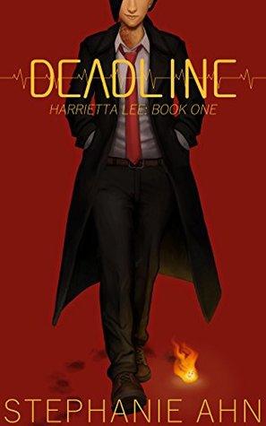 deadline by Stephanie Ahn book cover