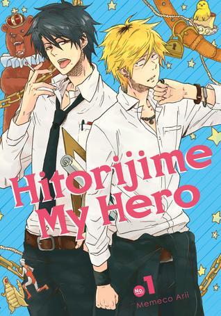 Hitorijime My Hero, Vol 1 by Memeko Arii book cover