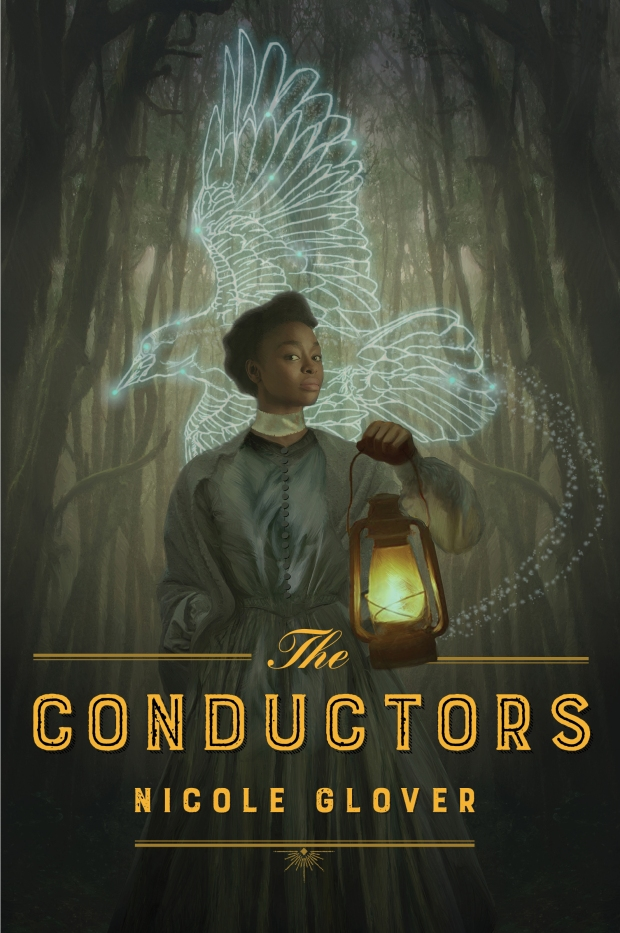 The Conductors by Nicole Glover book cover