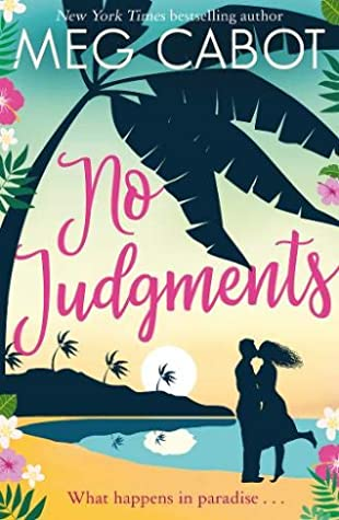 No Judgements by Meg Cabot book cover