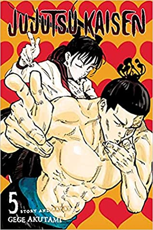 Jujutsu Kaisen, Vol 5 by Gege Akutami book cover