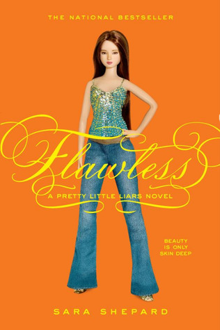 Flawless by Sara Shepard book cover