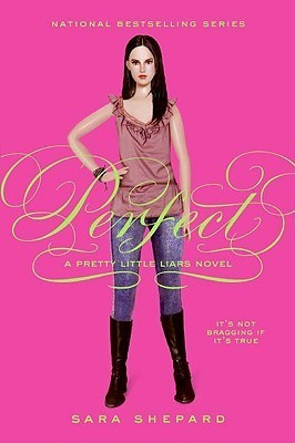 Perfect by Sara Shepard book cover